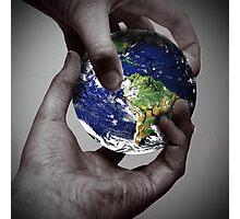 Global Exchanges Photographic Print