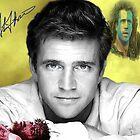 Mel Gibson by Dulcina