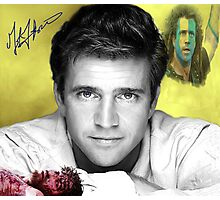 Mel Gibson Photographic Print