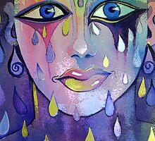 Rainy day by Karin Zeller