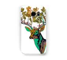 Back to the wood Samsung Galaxy Case/Skin