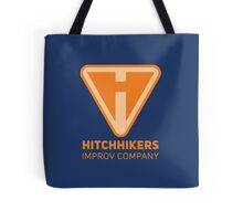 Hitchhikers Improv (Creamsicle) Tote Bag