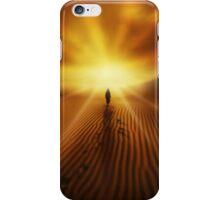 Alone.. iPhone Case/Skin