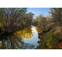 Rush River Reflections Photographic Print
