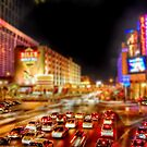 Vegas Nights by Ed Pereira