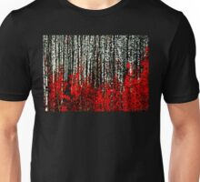 Aspen Abstract Unisex T-Shirt