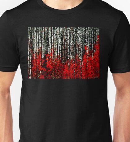 Aspen Abstract Unisex T-Shirt