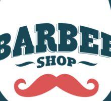 Barber Shop Sticker