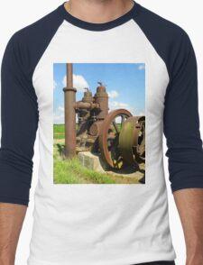 The Old Fairbanks & Morse Men's Baseball ¾ T-Shirt