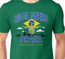 Rio De Janerio, Brazil: Christ Reedemer Unisex T-Shirt