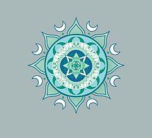 Mandala by kzenabi