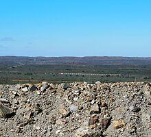 View of Broken Hill by Joanne Emery
