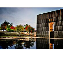 Solemn Reflections Photographic Print