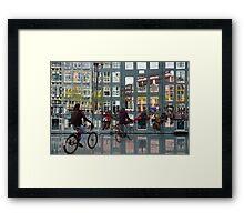 Amsterdam 24 Framed Print