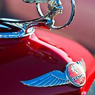 1933 Pontiac Chief Hood Ornament 2 by Jill Reger