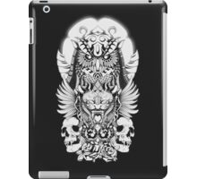 Good Night, My Guardian iPad Case/Skin