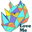 Love me Rhino by dadawan