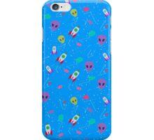 Alien Pattern iPhone Case/Skin