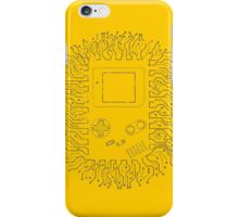 Retro Connections Boy iPhone Case/Skin