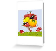 Pay day Greeting Card