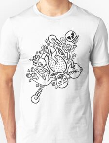 In a world of my own Unisex T-Shirt