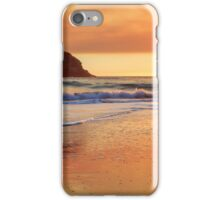 Sunset In Brookings iPhone Case/Skin