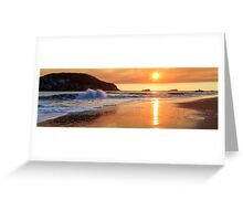 Sunset In Brookings Greeting Card