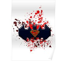Batman V.S. Superman Misc Poster