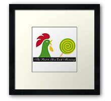 The Best to you..! Framed Print