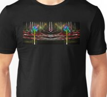 Absrtact Lines And Color Unisex T-Shirt