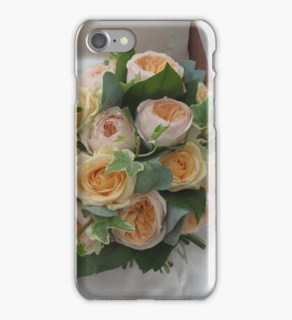Brides Bouquet iPhone Case/Skin