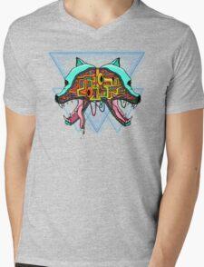 Unhinged  Mens V-Neck T-Shirt