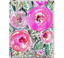 Gardens of Berkeley Floral iPad Case/Skin