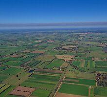 Invergordon Farmlands by David Hunt
