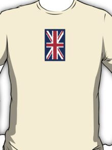 Smartphone Case - Flag of the United Kingdom - Painted  T-Shirt