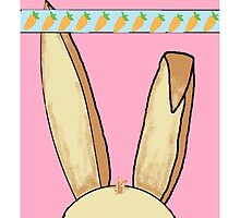 A Bunny by nishberly