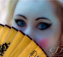 Modern Geisha by MrsJoeyJordison