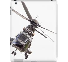 Swiss Cougar helicopter T-340 iPad Case/Skin