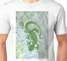 Green Gekko 2 Unisex T-Shirt
