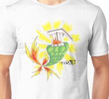 nineVOLT - Warped Grenade Unisex T-Shirt