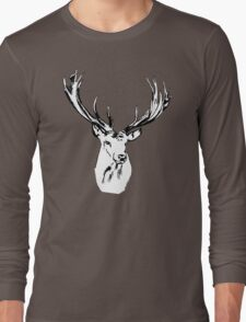 White Stag Long Sleeve T-Shirt