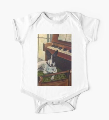 Pepper the Pianist One Piece - Short Sleeve