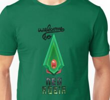 Welcome to Neo Robia - Logo Unisex T-Shirt