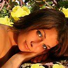 Beauty in the Flowers by John Carpenter