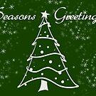 Seasons Greetings by Bernie Stronner