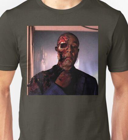 Breaking Bad Gus Fring Final Scene Unisex T-Shirt