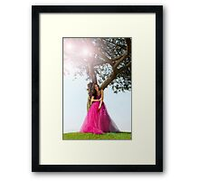 Couture spring/summer 2011 Framed Print