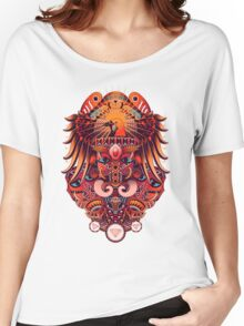 The Beauty of Papua Women's Relaxed Fit T-Shirt