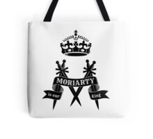 Moriarty is our King Tote Bag