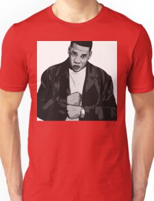 Jay-Z In My Lifetime Cartoon Unisex T-Shirt